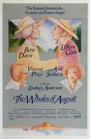 The Whales of August movie poster (1987) picture MOV_dac65d3a