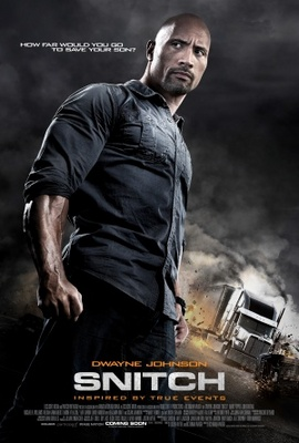Snitch movie poster (2013) poster MOV_dacc6a4b
