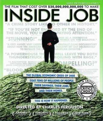 Inside Job movie poster (2010) poster MOV_dace4733