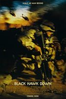 Black Hawk Down movie poster (2001) picture MOV_dad0367e