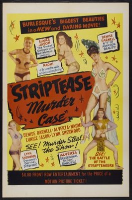 The Strip Tease Murder Case movie poster (1950) poster MOV_dad165fd