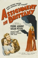 Assignment in Brittany movie poster (1943) picture MOV_dad2c2e3
