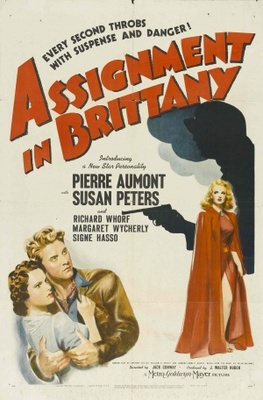 Assignment in Brittany movie poster (1943) poster MOV_dad2c2e3