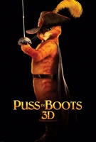 Puss in Boots movie poster (2011) picture MOV_dad6fdf1