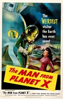 The Man From Planet X movie poster (1951) picture MOV_dadf70cb