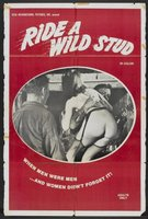 Ride a Wild Stud movie poster (1969) picture MOV_dae07530