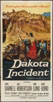 Dakota Incident movie poster (1956) picture MOV_dae167d2