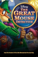 The Great Mouse Detective movie poster (1986) picture MOV_dae1e7cb