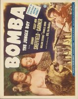Bomba, the Jungle Boy movie poster (1949) picture MOV_dae6d8b7