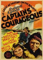 Captains Courageous movie poster (1937) picture MOV_daef7dc2