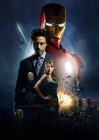 Iron Man movie poster (2008) picture MOV_daf07a0e
