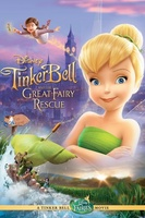 Tinker Bell and the Great Fairy Rescue movie poster (2010) picture MOV_dafb3532