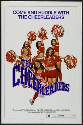 The Cheerleaders movie poster (1973) poster MOV_daff7b02