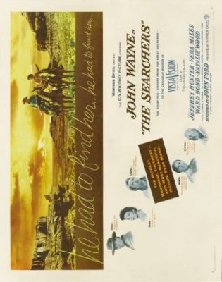 The Searchers movie poster (1956) poster MOV_db0d19c6