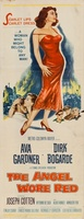 The Angel Wore Red movie poster (1960) picture MOV_db0e1149