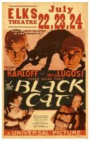 The Black Cat movie poster (1934) picture MOV_db162315