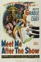 Meet Me After the Show movie poster (1951) picture MOV_db16a127