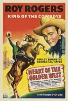 Heart of the Golden West movie poster (1942) picture MOV_db1e6c09