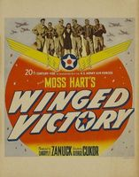 Winged Victory movie poster (1944) picture MOV_db24b4ff