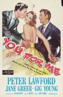 You for Me movie poster (1952) picture MOV_db24fd5c