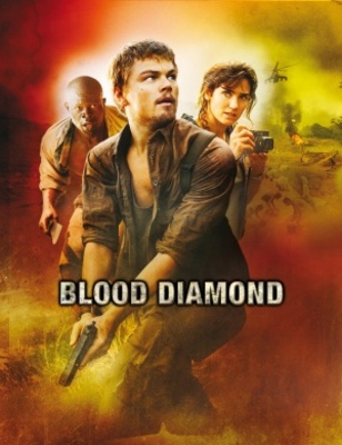 Blood Diamond movie poster (2006) poster MOV_db27713e