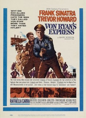 Von Ryan's Express movie poster (1965) poster MOV_db2b4629