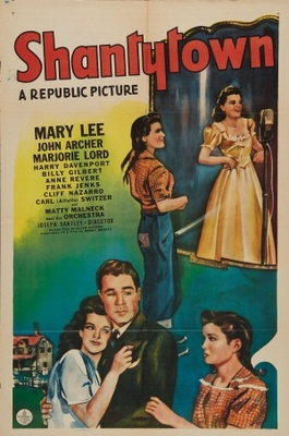 Shantytown movie poster (1943) poster MOV_db2c9c76