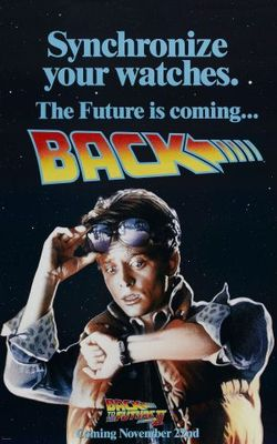 Back to the Future Part II movie poster (1989) poster MOV_db2f4486