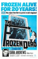 The Frozen Dead movie poster (1966) picture MOV_db3d0a28