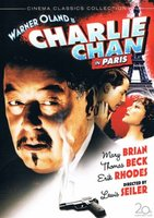 Charlie Chan in Paris movie poster (1935) picture MOV_db3d3309