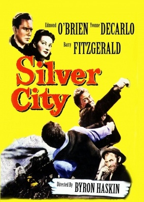 Silver City movie poster (1951) poster MOV_db3f95cb