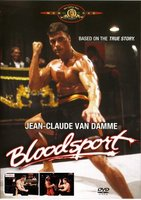 Bloodsport movie poster (1988) picture MOV_db41bd9a