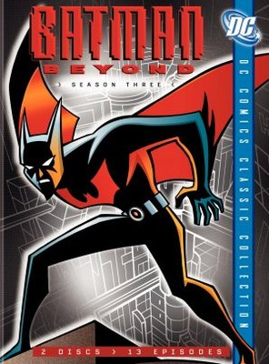 Batman Beyond movie poster (1999) poster MOV_db4474d1