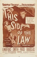 This Side of the Law movie poster (1950) picture MOV_db465419