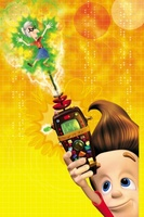 Jimmy Neutron: Boy Genius movie poster (2001) picture MOV_db4822fe