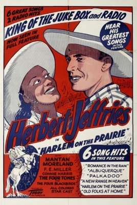Harlem on the Prairie movie poster (1937) poster MOV_db49816b