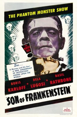 Son of Frankenstein movie poster (1939) poster MOV_db51be72