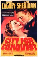 City for Conquest movie poster (1940) picture MOV_db570a5c