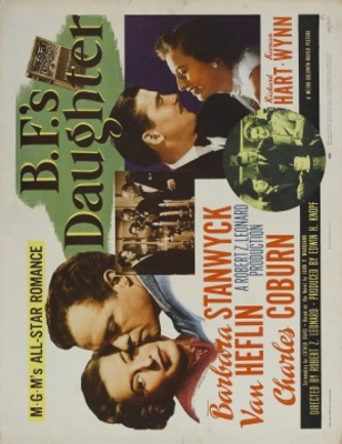 B.F.'s Daughter movie poster (1948) poster MOV_db58556c