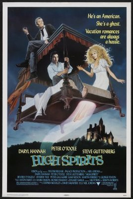 High Spirits movie poster (1988) poster MOV_db63978a