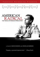 American Radical: The Trials of Norman Finkelstein movie poster (2009) picture MOV_db641f41