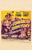 Comanche Territory movie poster (1950) picture MOV_db66c432