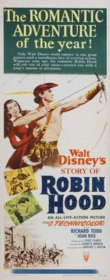 The Story of Robin Hood and His Merrie Men movie poster (1952) poster MOV_db6aeb7c