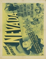 Nevada movie poster (1944) picture MOV_db6b22e7
