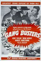 Gang Busters movie poster (1942) picture MOV_db6eadd1
