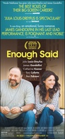 Enough Said movie poster (2013) picture MOV_db72ffc8