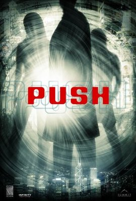 Push movie poster (2009) poster MOV_db74fa6b