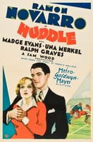 Huddle movie poster (1932) picture MOV_db7ae6f0