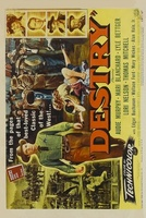Destry movie poster (1954) picture MOV_db821dfb