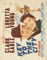 Key to the City movie poster (1950) picture MOV_db870cbf